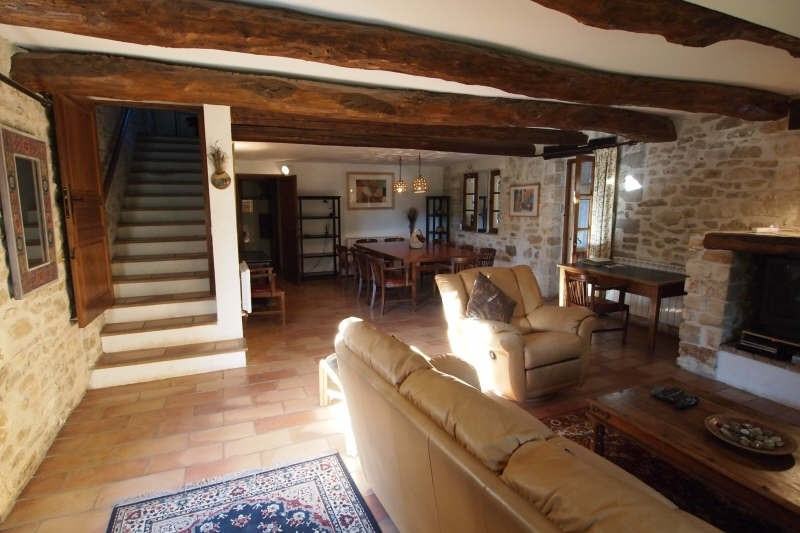 Vente de prestige maison / villa Goudargues 1 120 000€ - Photo 3