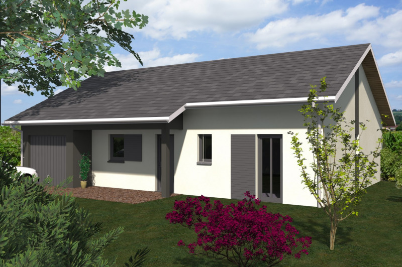 Maison  4 pièces + Terrain 512 m² Toussieux par CIMCO