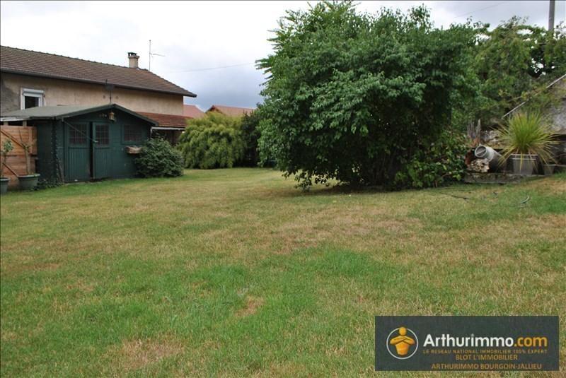 Sale house / villa Meyrieu les etangs 229900€ - Picture 6