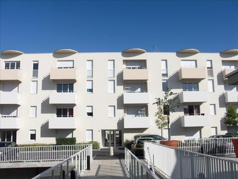 Vente appartement Poitiers 68500€ - Photo 1