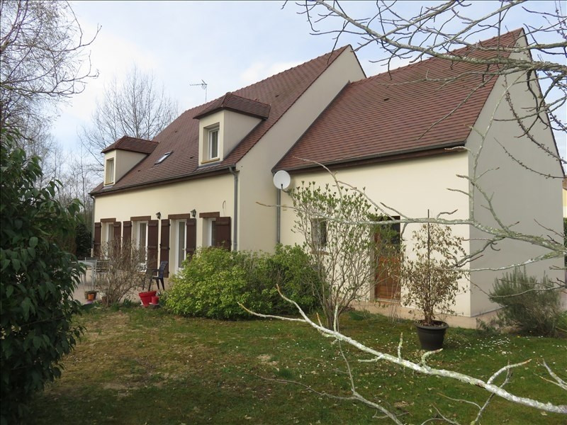 Sale house / villa Germigny l eveque 490000€ - Picture 3