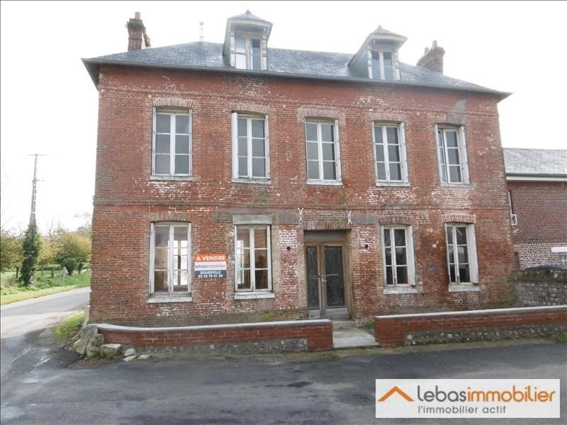 Vente maison / villa Doudeville 100700€ - Photo 1