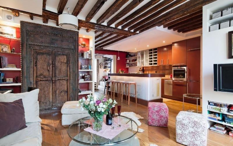 Sale apartment Paris 3ème 945000€ - Picture 5