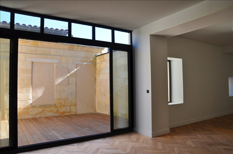 Vente de prestige appartement Bordeaux 595 000€ - Photo 1