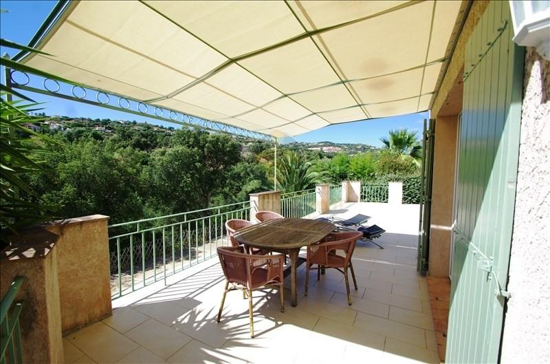Deluxe sale house / villa Sainte maxime 650000€ - Picture 2