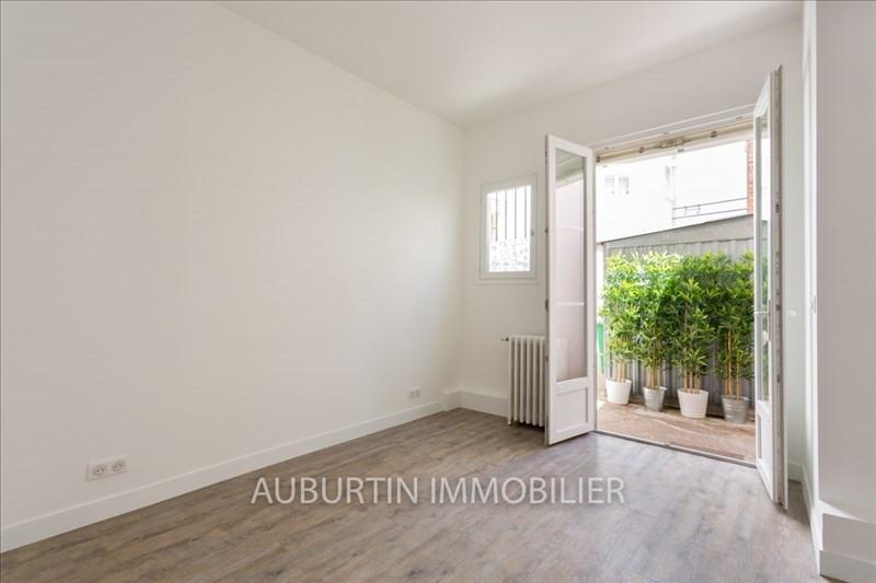 Vente appartement Paris 18ème 279000€ - Photo 2