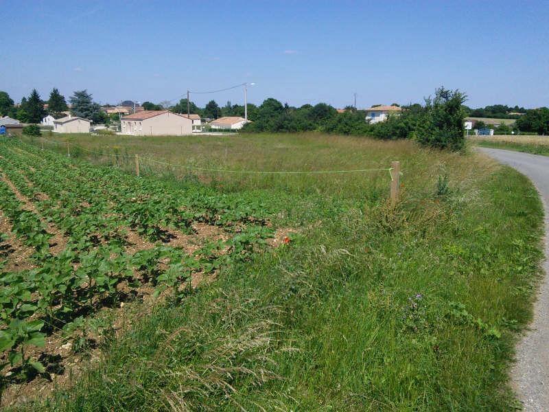 Vente terrain Theil rabier 15000€ - Photo 3