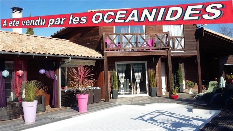 Sale house / villa St vincent de tyrosse 384000€ - Picture 1
