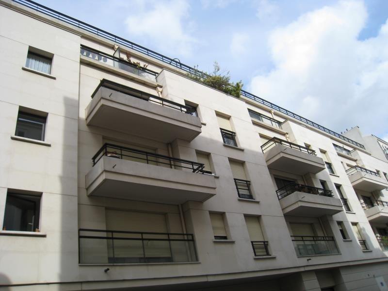 Rental apartment Asnieres sur seine 1176€ CC - Picture 1
