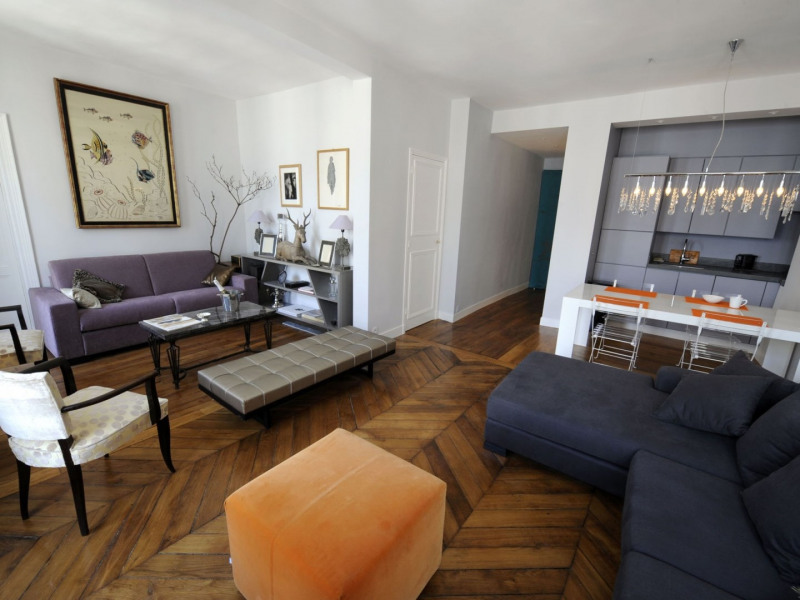 Deluxe sale apartment Paris 1er 940 000€ - Picture 3