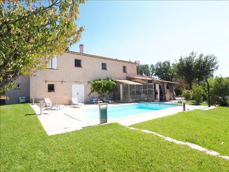 Sale house / villa Pierrevert 430000€ - Picture 1