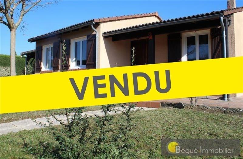 Sale house / villa Leguevin 238500€ - Picture 1