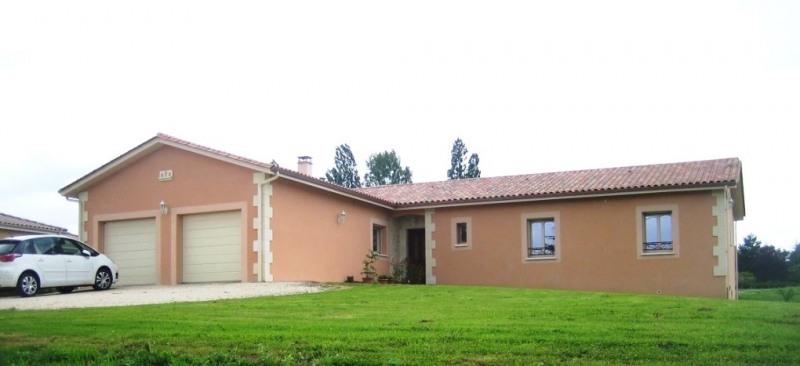 Sale house / villa Mouleydier 349000€ - Picture 1
