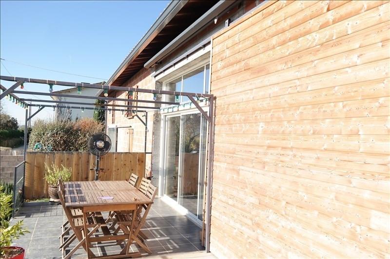 Vente maison / villa Grisolles 325500€ - Photo 4