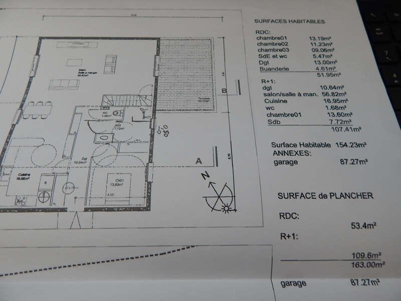 Sale house / villa Isle 371000€ - Picture 8