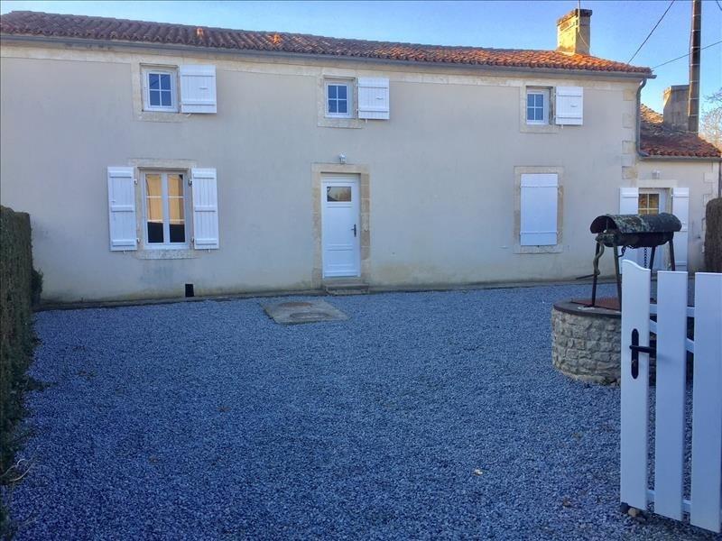 Location maison / villa Coulonges sur l autize 630€ CC - Photo 1