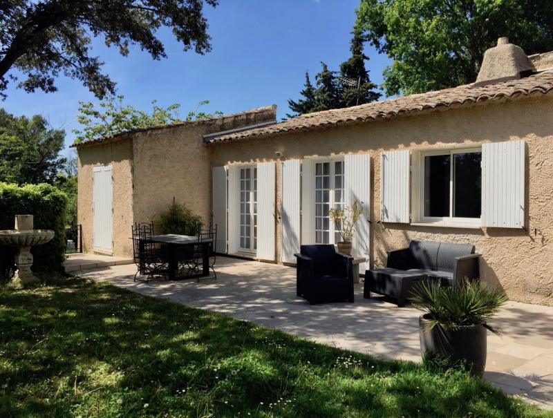 Vente maison / villa Aix-en-provence 560000€ - Photo 2