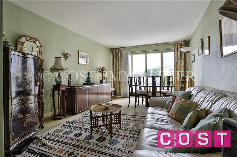 Venta  apartamento Asnieres sur seine 364000€ - Fotografía 2