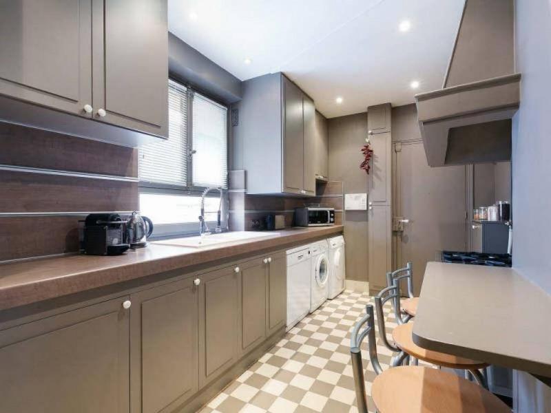 Revenda residencial de prestígio apartamento Paris 8ème 3200000€ - Fotografia 4