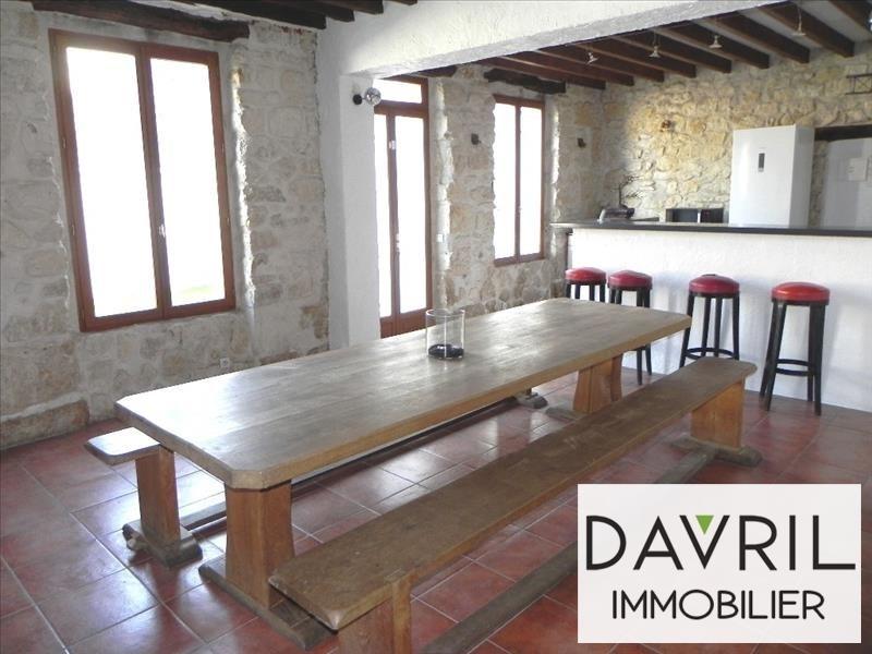 Revenda casa Jouy le moutier 480000€ - Fotografia 2