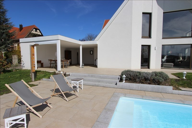 Deluxe sale house / villa Osthoffen 596000€ - Picture 3