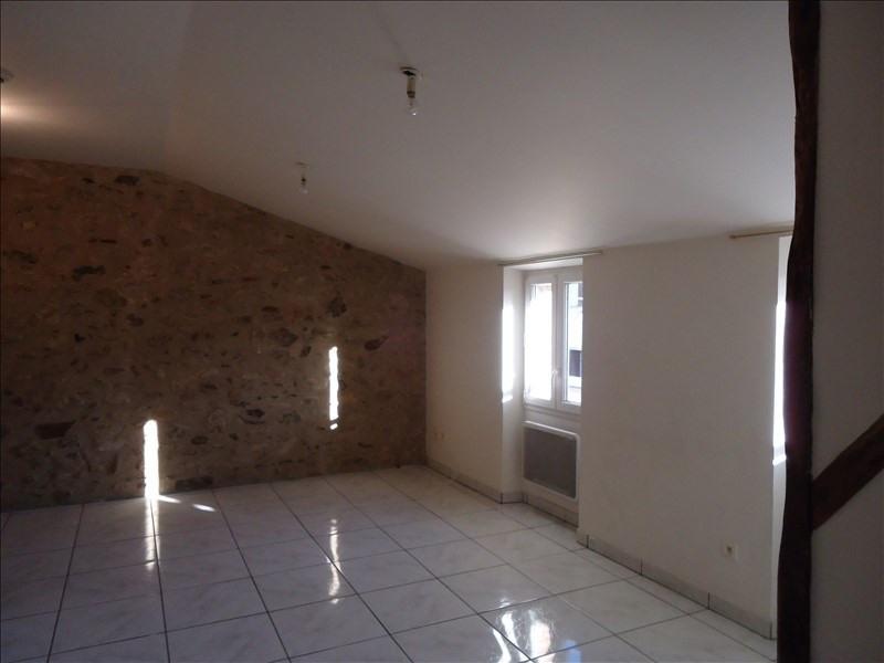 Rental apartment Saint genis des fontaines 490€cc - Picture 1