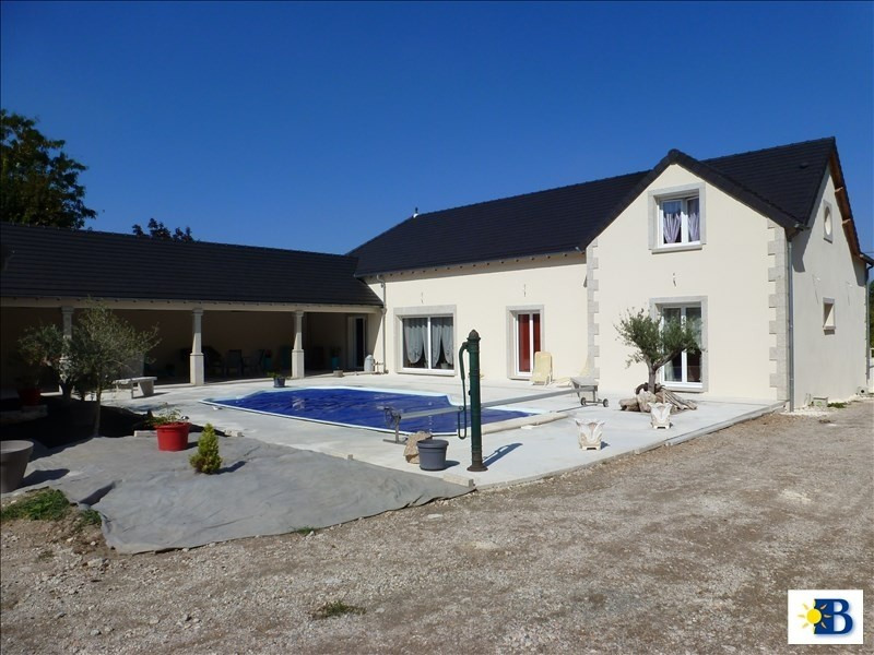 Vente maison / villa Dange st romain 397100€ - Photo 1