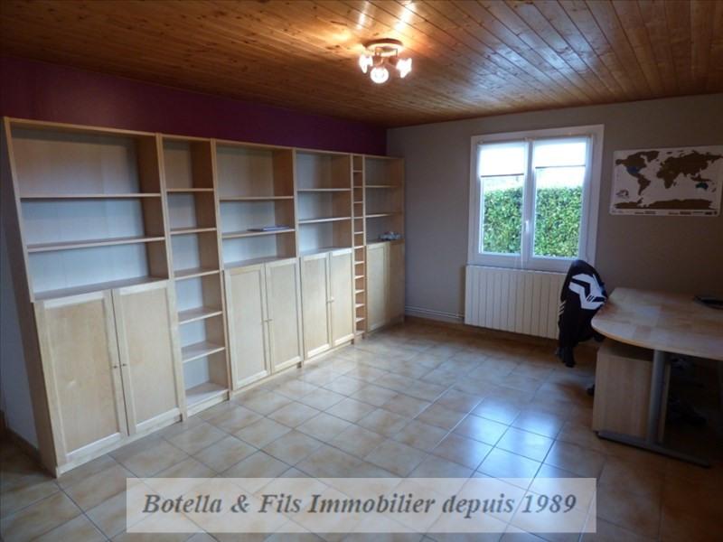 Vente maison / villa Goudargues 237000€ - Photo 8
