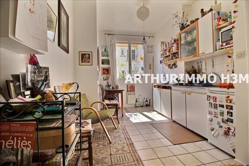 Sale apartment Paris 11ème 290223€ - Picture 2