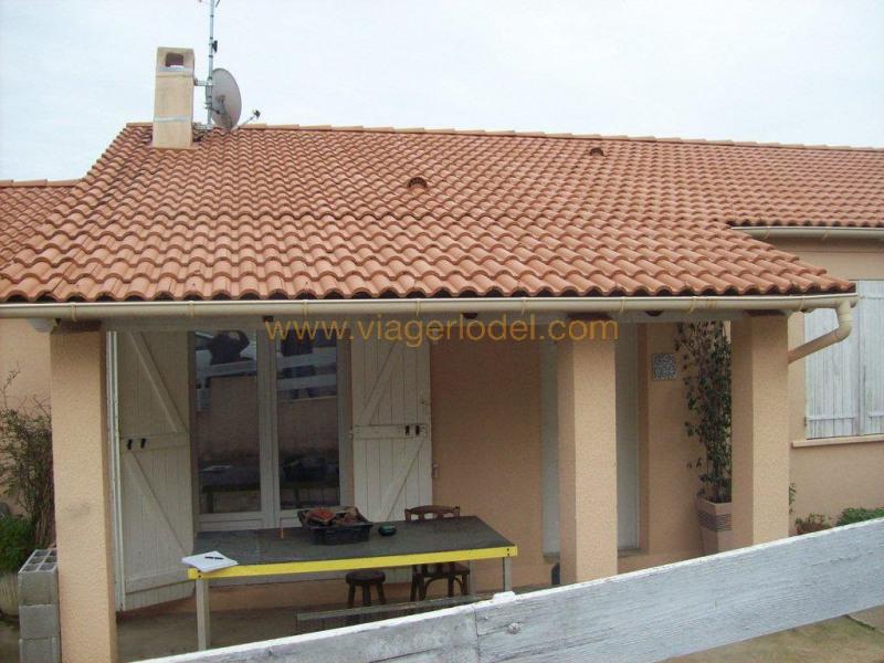 Viager maison / villa Saint-gilles 52500€ - Photo 1