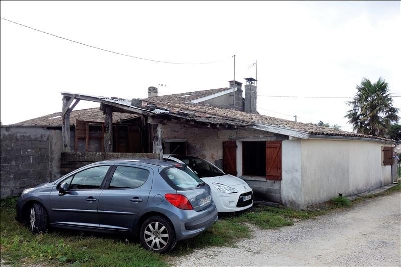 Sale house / villa Laruscade 100000€ - Picture 8