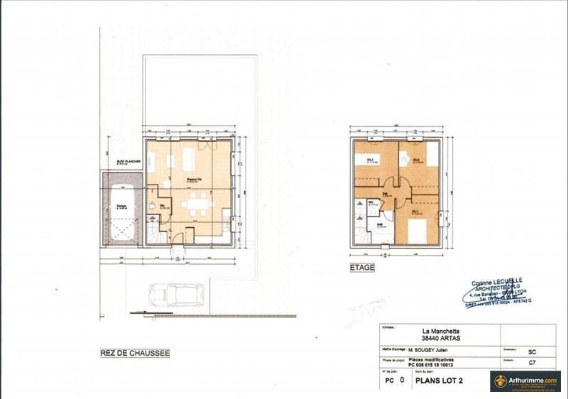 Sale house / villa Artas 202000€ - Picture 1