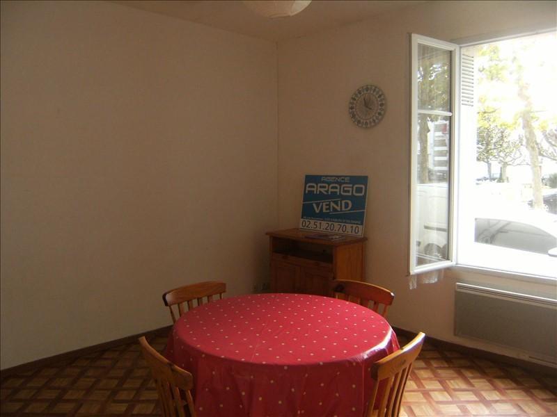Vente appartement Les sables d olonne 95000€ - Photo 5