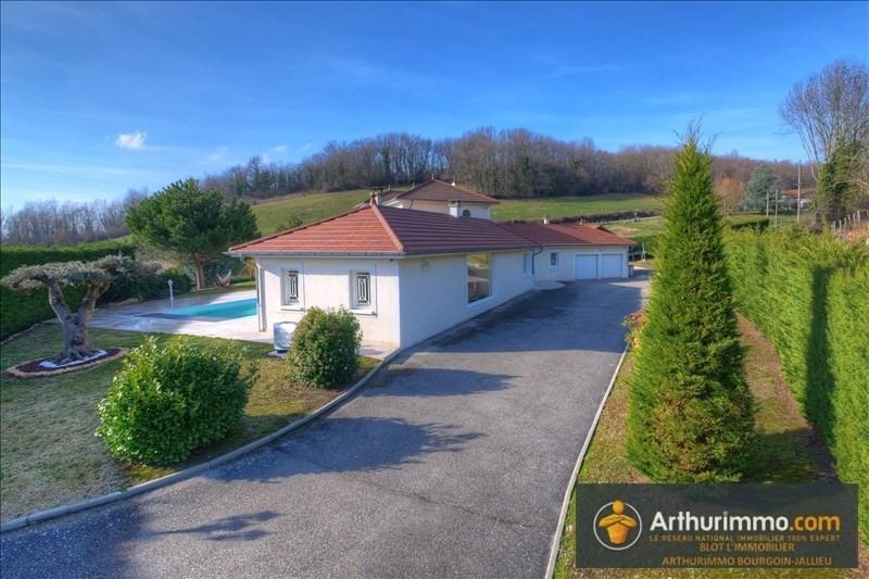 Deluxe sale house / villa La cote st andre 735000€ - Picture 1