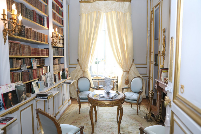 Revenda residencial de prestígio castelo Évreux 2900000€ - Fotografia 5