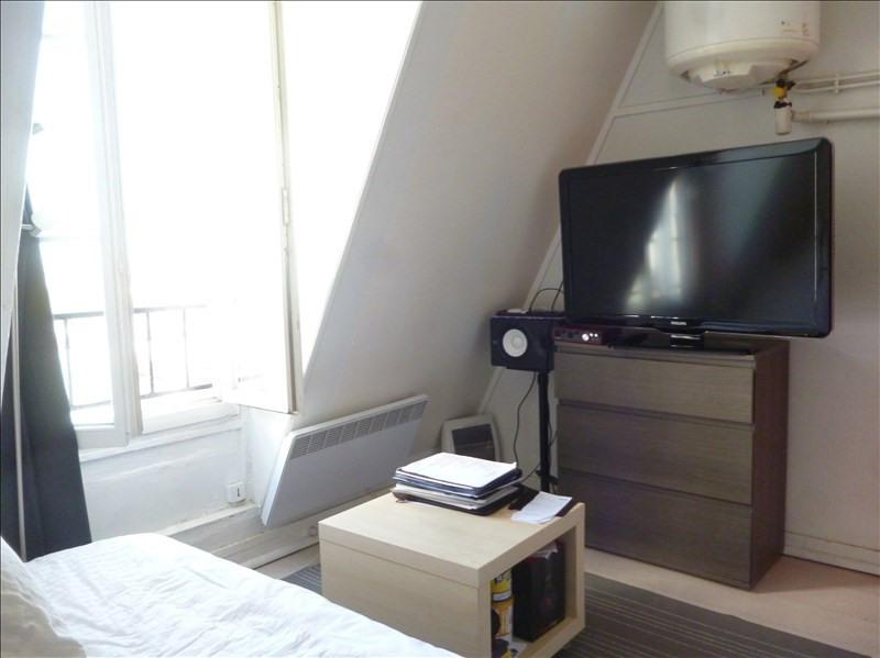 Vente appartement Paris 16ème 160000€ - Photo 2