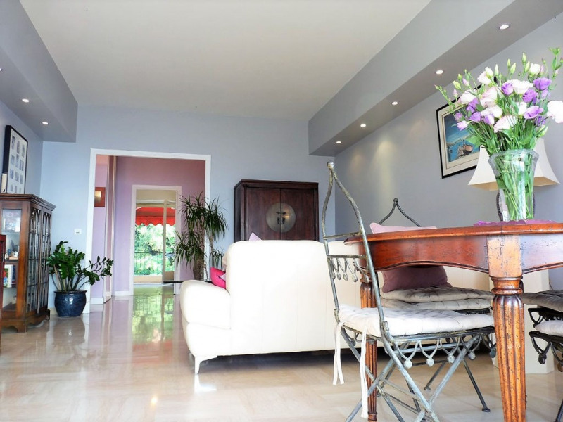 Vente de prestige appartement Nice 699 000€ - Photo 1