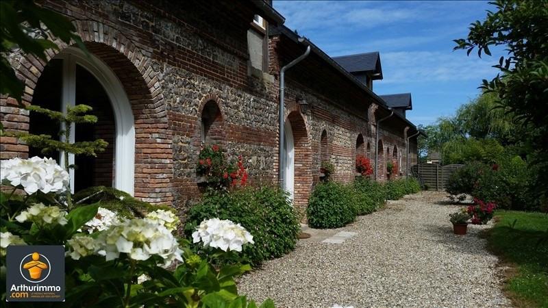 Vente maison / villa Fecamp 380000€ - Photo 2