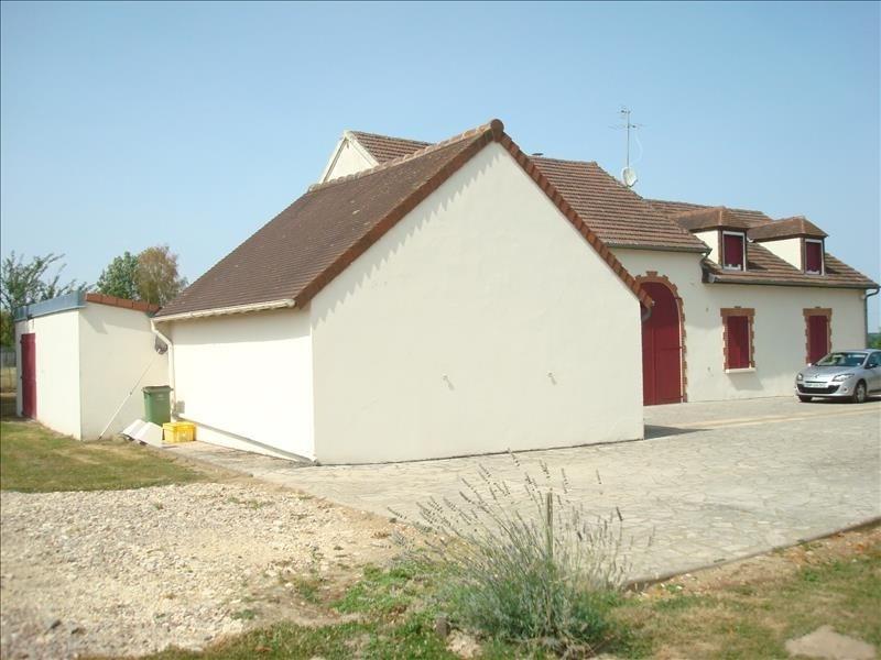 Sale house / villa St pierre le moutier 298000€ - Picture 1