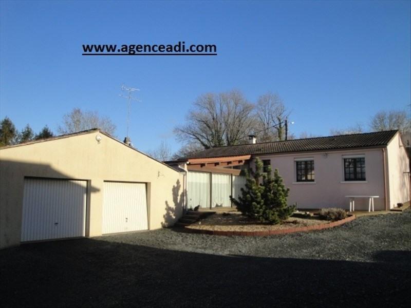 Vente maison / villa Azay le brule 189000€ - Photo 1