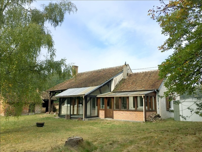 Sale house / villa Dhuizon 214500€ - Picture 1