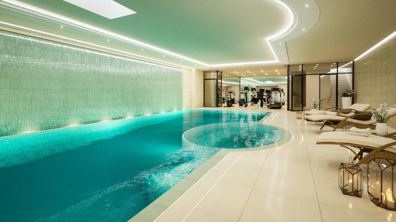 Revenda residencial de prestígio palacete Paris 7ème 39900000€ - Fotografia 16
