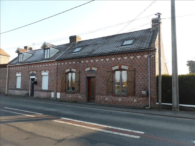 Vente maison / villa Cuinchy 106000€ - Photo 1