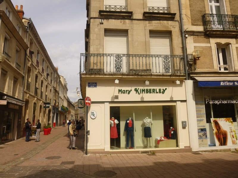 Rental apartment Poitiers 340€ CC - Picture 1