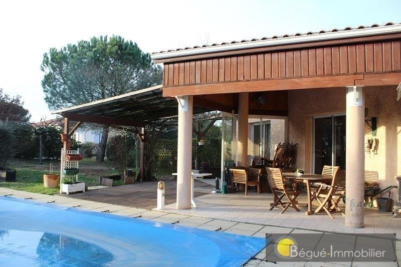 Vente maison / villa Pibrac 498 000€ - Photo 2