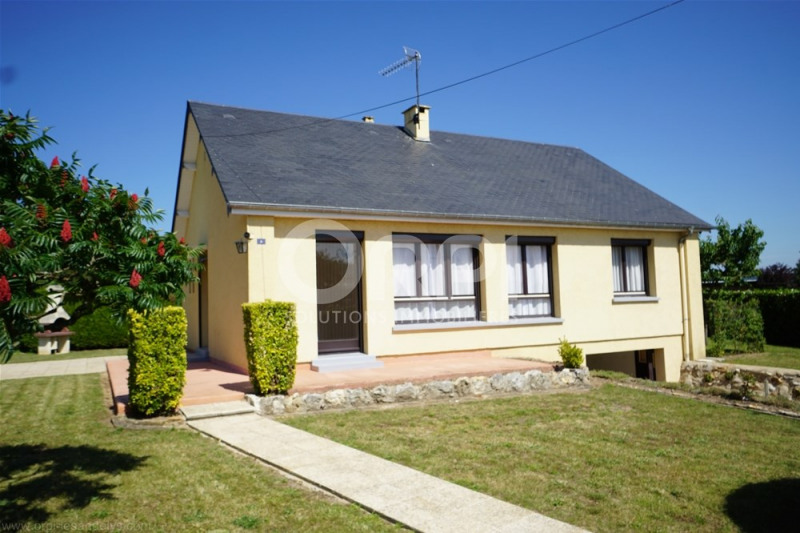 Maison avec sous-sol - Proche Gaillon -74 m²