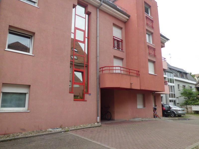 Verhuren  appartement Strasbourg 395€ CC - Foto 1