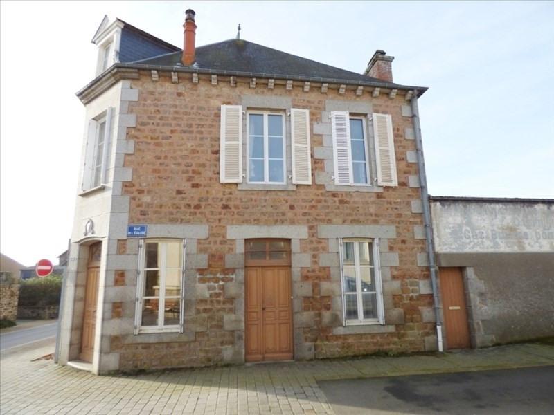 Vente maison / villa St georges de reintembault 60000€ - Photo 1