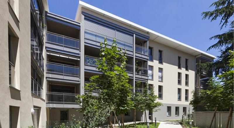 Ecully Centre - T3 PMR avec bel extérieur et garage