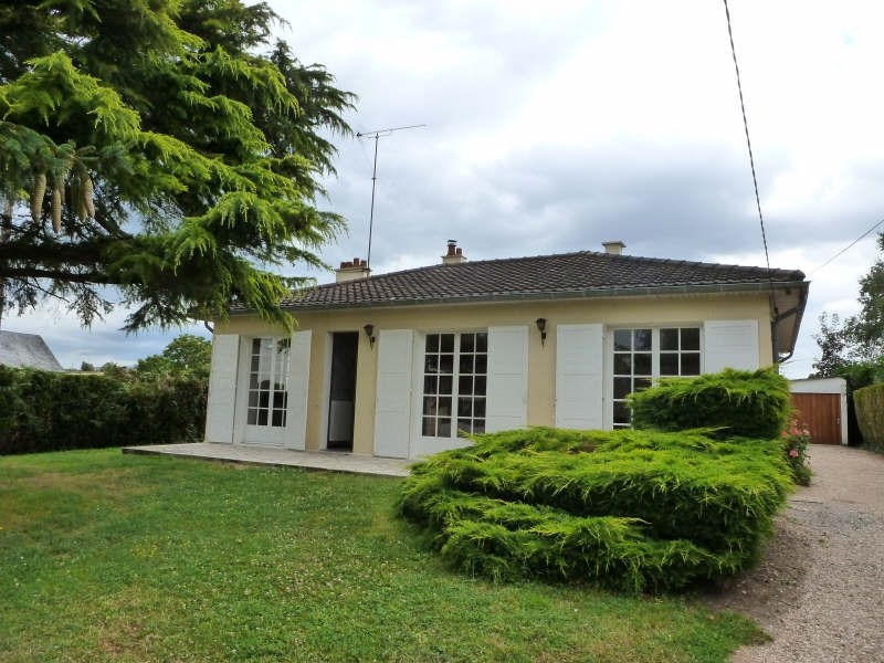Location maison / villa Senille 565€ CC - Photo 1